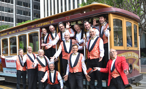 San Francisco Cable Car Chorus